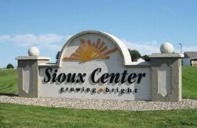 sioux center